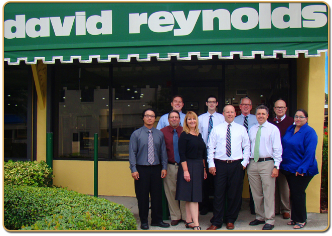 David Reynolds Staff Photo