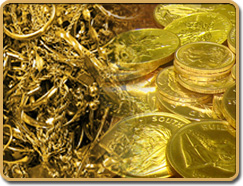 Sell Scrap Jewelry, Bullion and Silverware.
