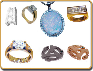 St. Petersburg Florida Custom Jewelry Design and Repair.
